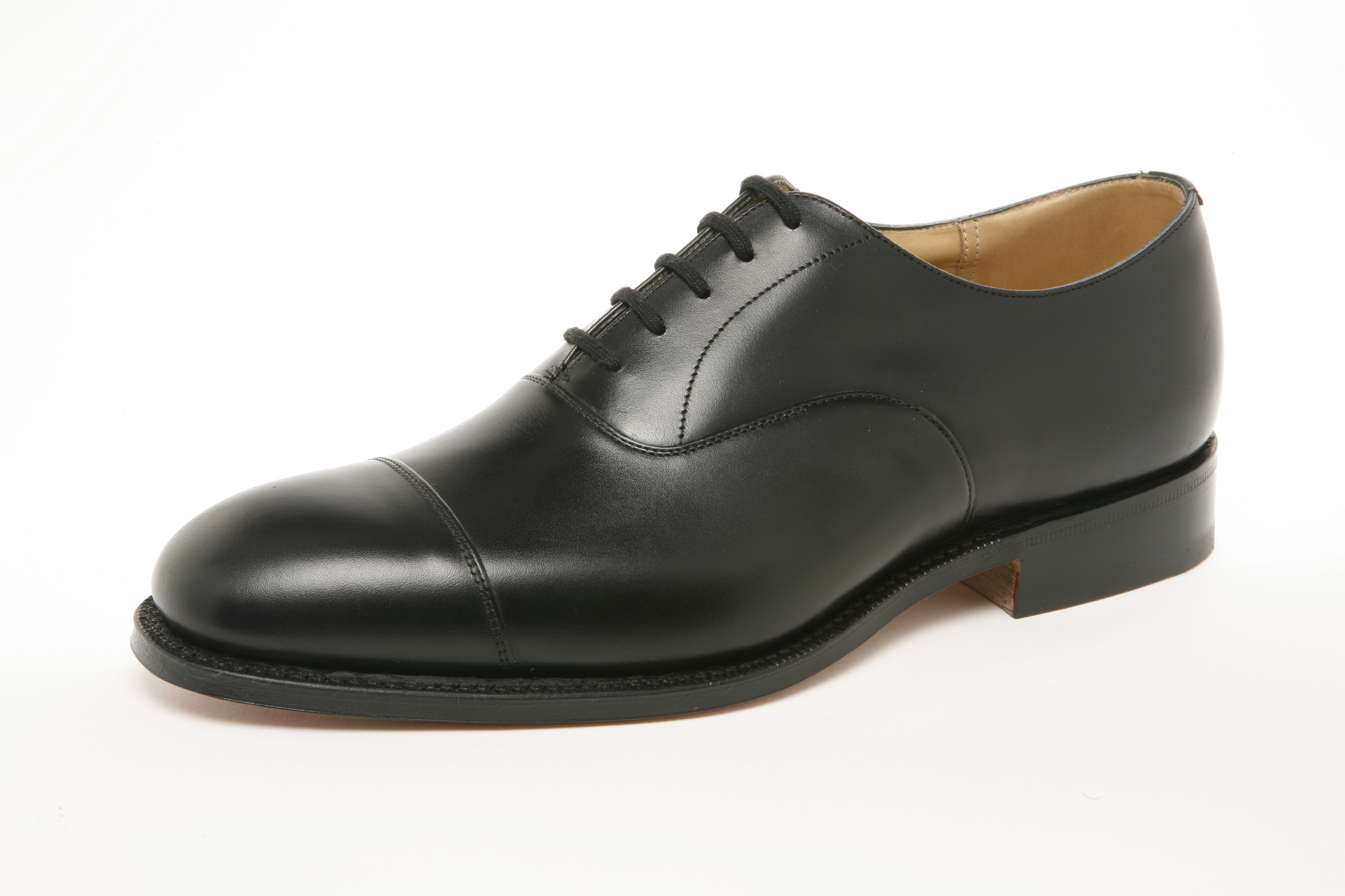i wear suits for work but don t own a black shoe